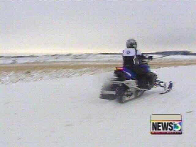 Area snowmobile trails close Sunday