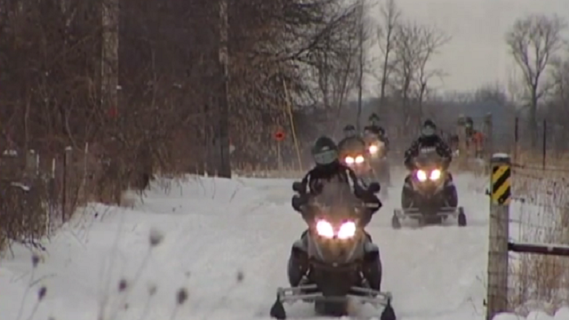 Snowmobilers asking for access to Blue Mound State Park