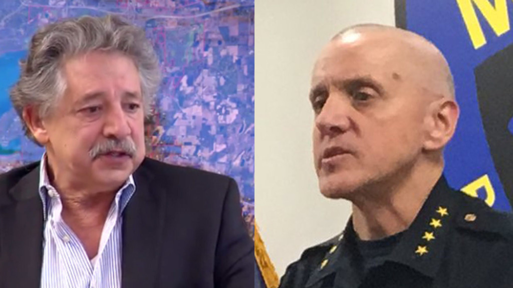 Mayor responds to Chief Koval's desire for more officers