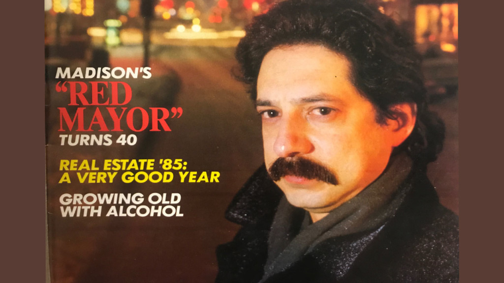 From the archive: A look at Paul Soglin's early career