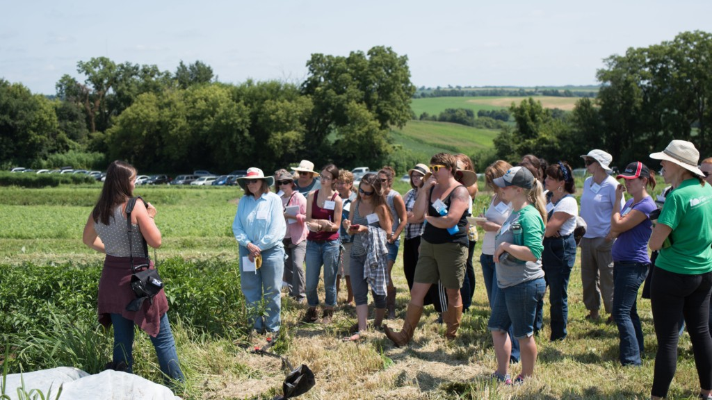Soil Sisters encourage and celebrate female farm culture during first week of August