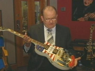 Les Paul exhibit to open at Waukesha County Museum