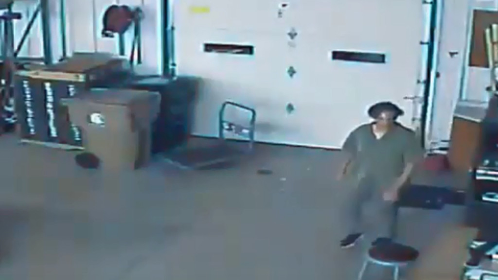 Madison police release video of burglary at CD, DVD manufacturing facility
