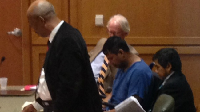 Man on trial for deadly shooting says he was fearful for his life