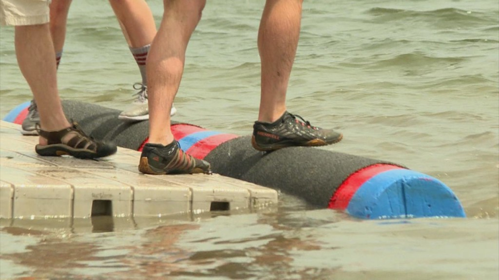 Midwest Log Rolling Championships raise money for Huntington's disease prevention