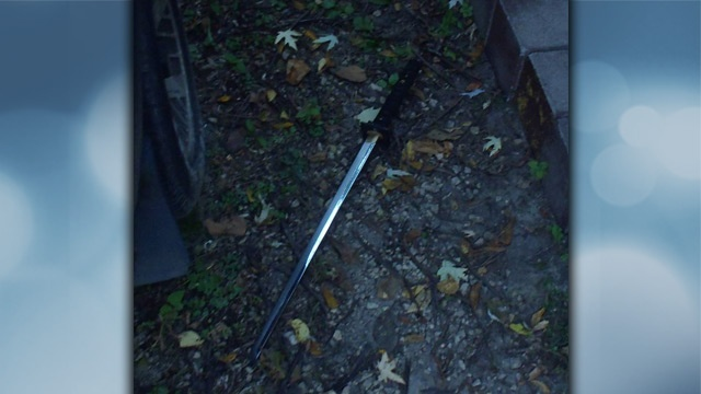 Sparta man scares off Cub Scouts with sword