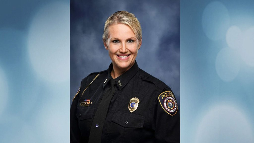 Sparta hires first female police chief