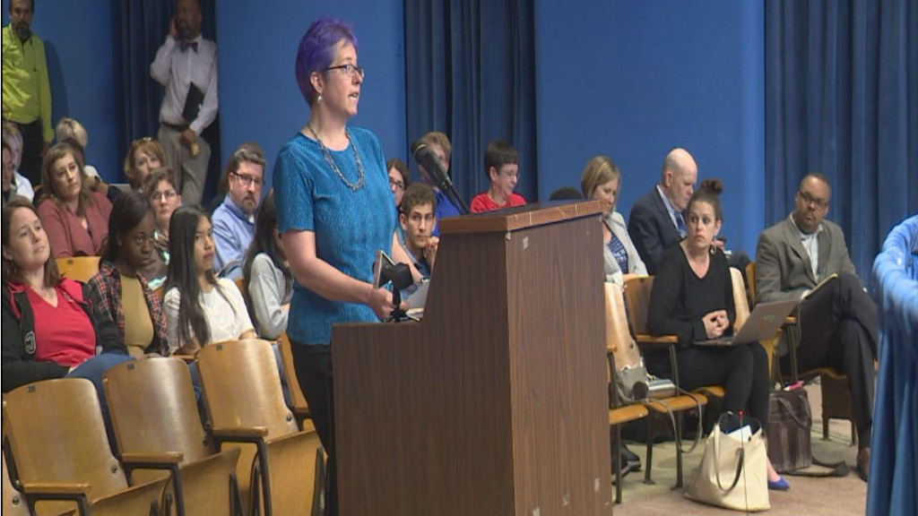 Parents say special education is in crisis, address MMSD