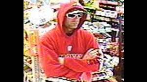 Man robs gas station, image released