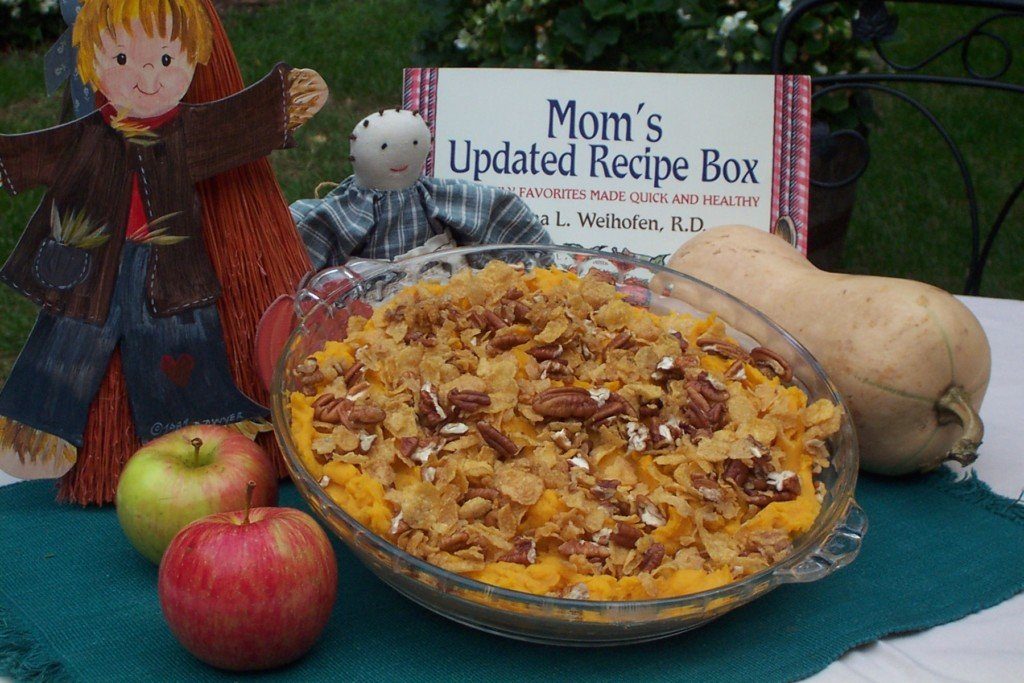 Donna's Butternut Squash and Apple Bake