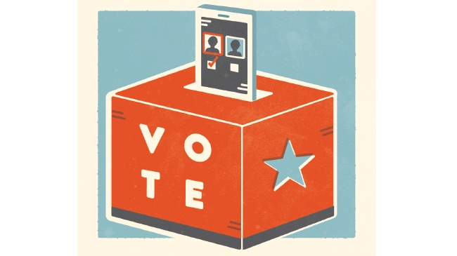 Voting app is solid cheat sheet for voters