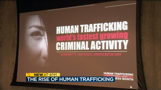 State officials work to raise awareness about dangers of human trafficking
