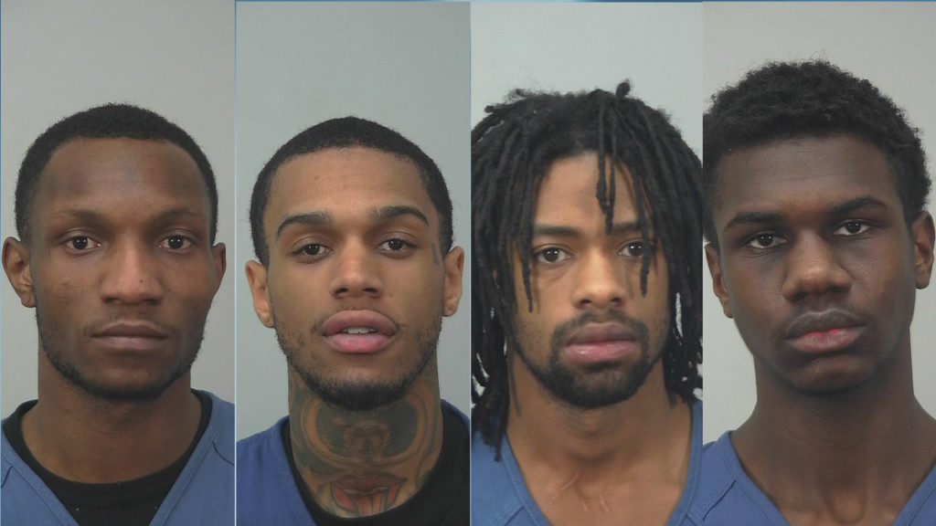 Police ID 5 suspects in T-Mobile robbery