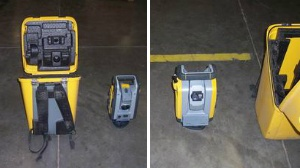 $35K piece of equipment stolen from construction company