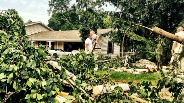 Tips for tornado insurance: 'Take your time'