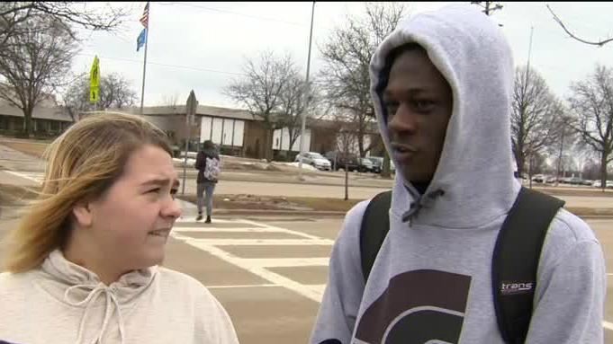 Students discuss school security concerns