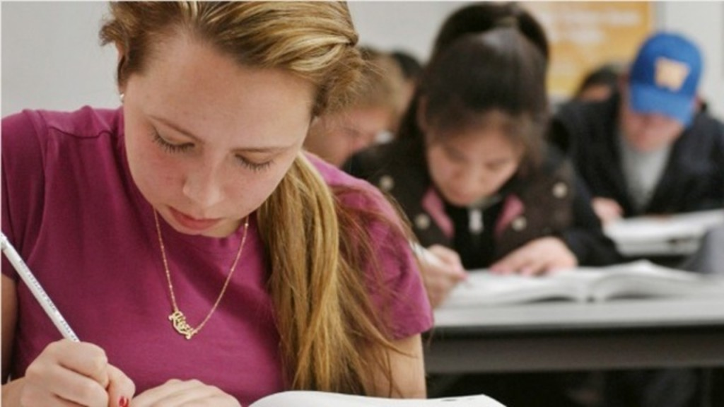 State numbers show Wisconsin students doing slightly worse in math, English