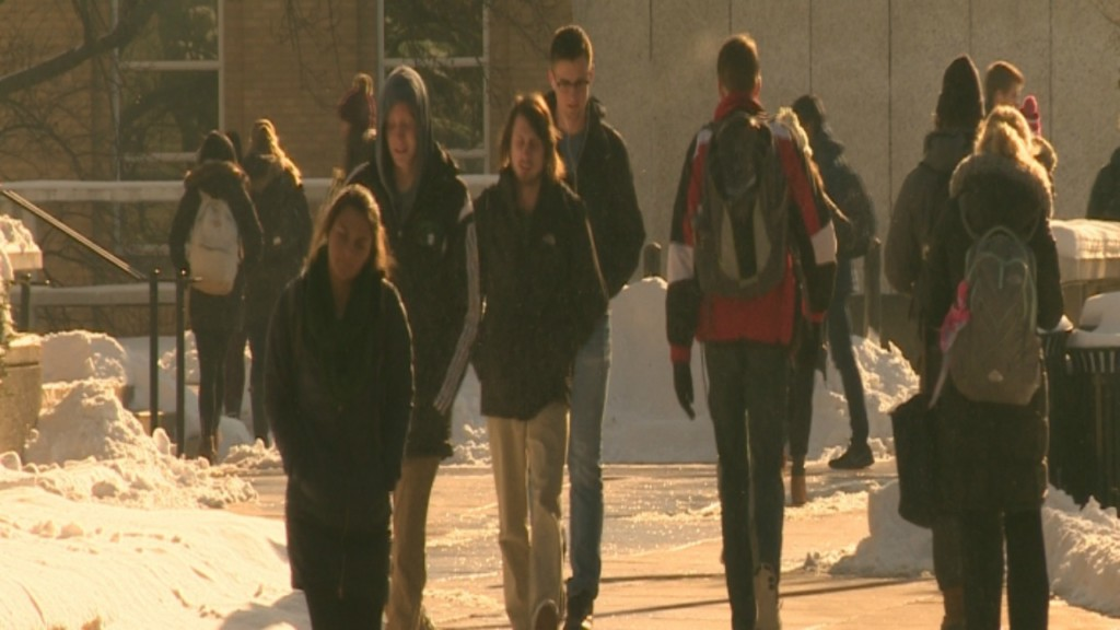 UW-Madison students oppose campus concealed carry bill