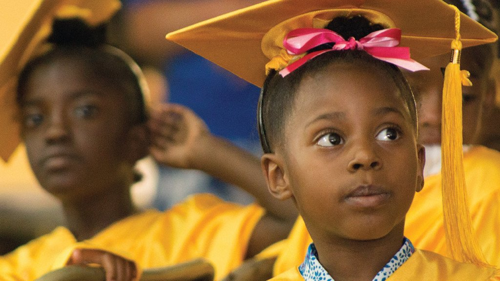 Nonprofit school celebrates its first graduation