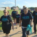 Memorial walk aims to tackle rural suicide epidemic