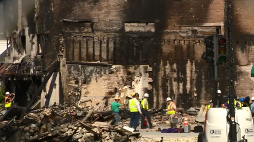 Sun Prairie to remove buildings destroyed by deadly explosion, repair intersection