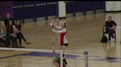 Sun Prairie girls volleyball loses at state