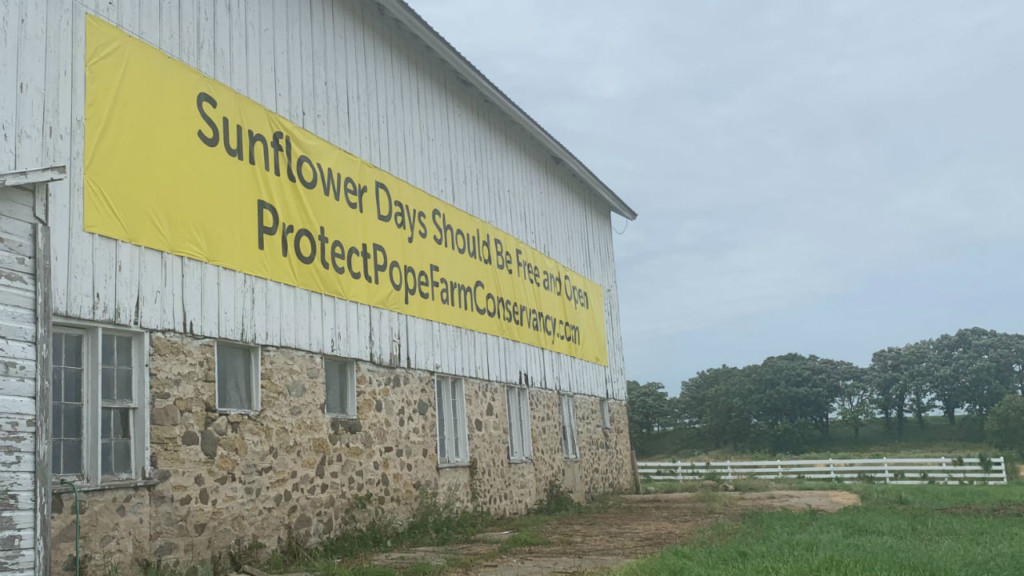 Sunflower Days sparks controversy over admittance fee