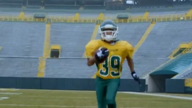 VIDEO:  Coca-Cola Super Bowl ad features Green Bay