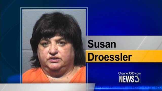 Columbus woman accused of stealing funds from parish, school