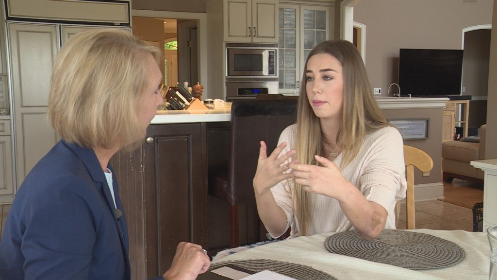 Tonight at 10: Hear about the remarkable recovery of a Middleton woman after an ATV crash
