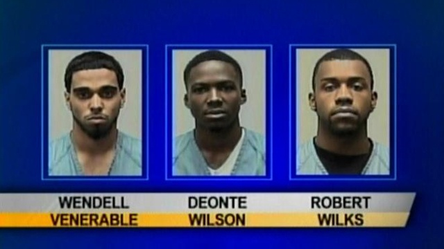 Suspects in attack on Ball released