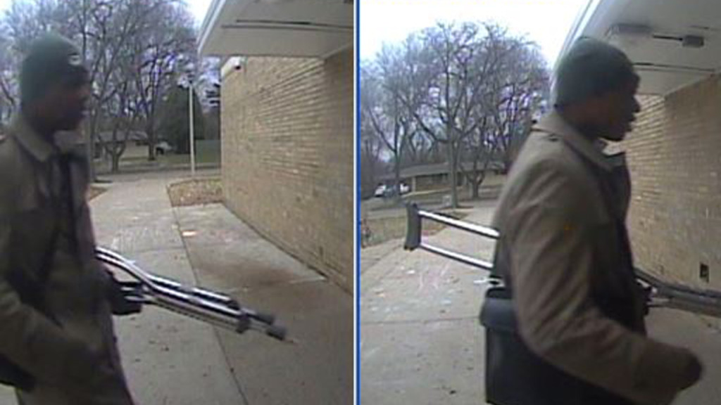 Madison police share photos of stranger accused of tossing candy to kids on playground
