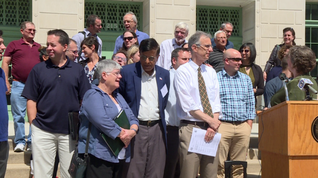 Dane County creates collaboration to tackle climate change