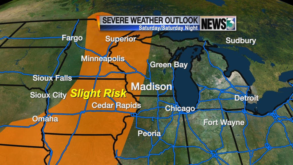Heat, chance of storms to last through weekend