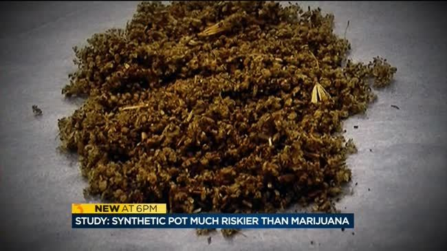 Man dies after smoking synthetic pot
