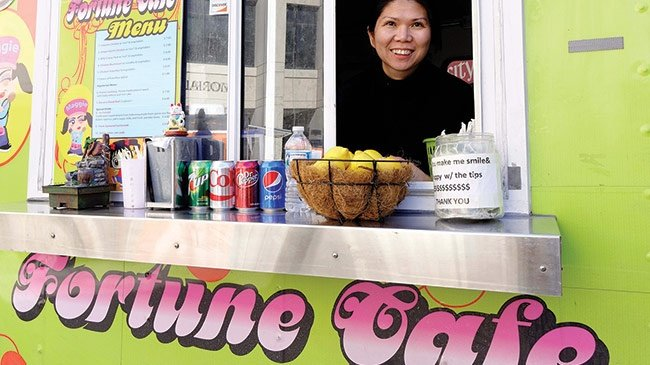 11 food carts to hit up