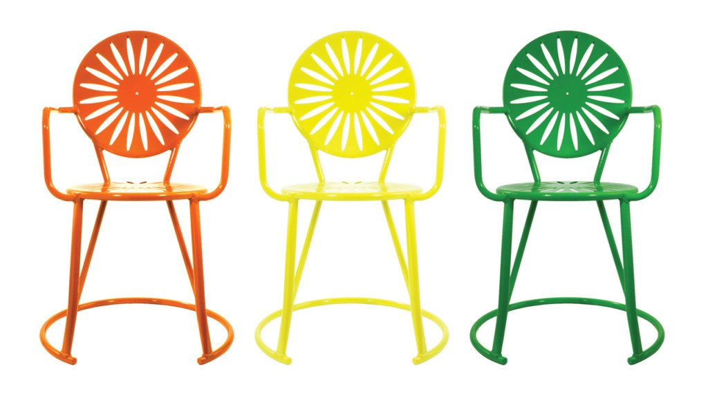 Do you know this fact about the terrace chairs?