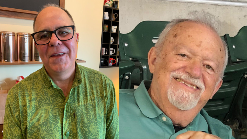 One afternoon, two celebrations: Honoring Madisonians Terry Devitt and Boris Frank