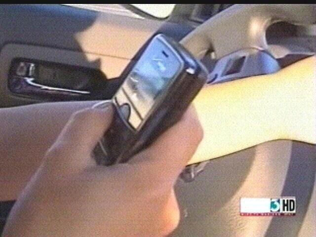 New Wis. drivers soon can't use cell phones
