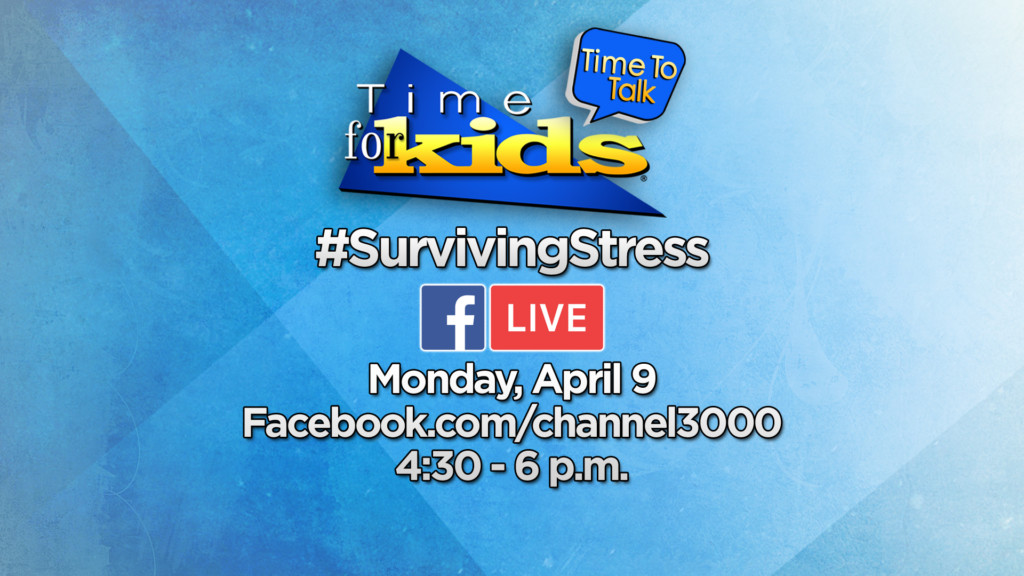 News 3, SSM Health to take Time To Talk about #SurvivingStress during live event