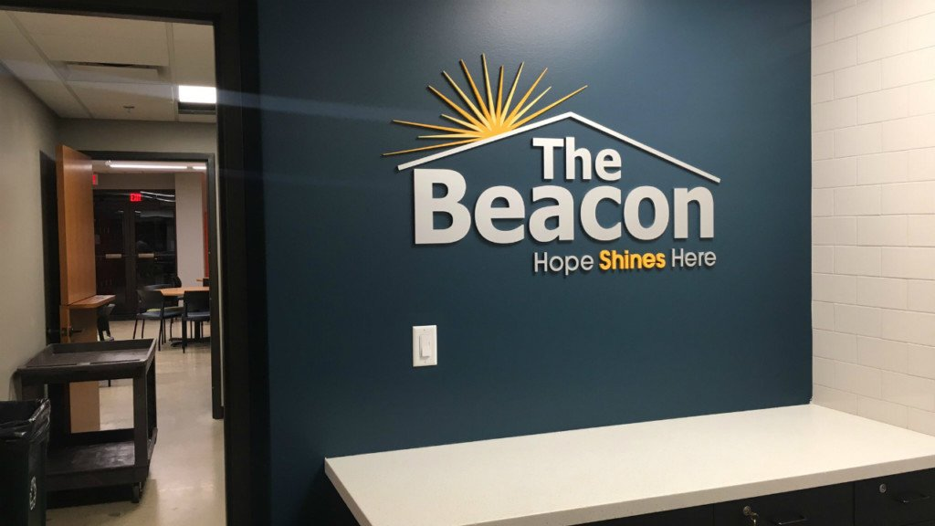 The Beacon is helping more people than expected, needs volunteers and donations