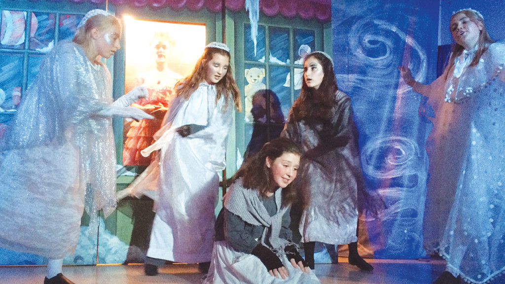 PlayTime Productions teaches young actors confidence and discipline