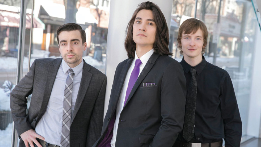 Madison-based indie-rock band, The Racing Pulses, goes global