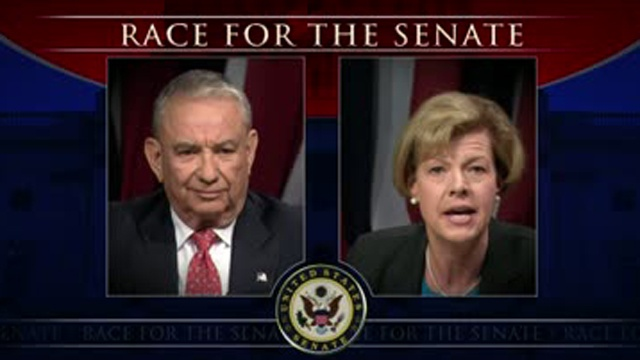 Baldwin, Thompson to square off in second debate