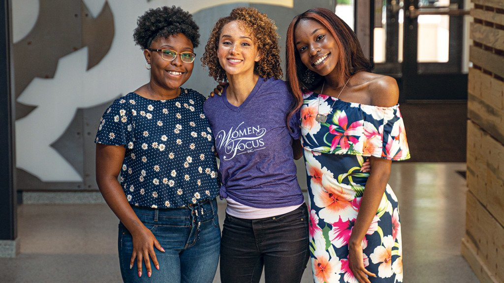 Women In Focus goes beyond a scholarship for students of color