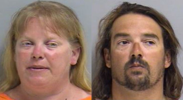 Police: Reedsburg couple arrested for burglary, thefts