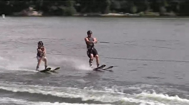 Bill would eliminate water skiing spotters