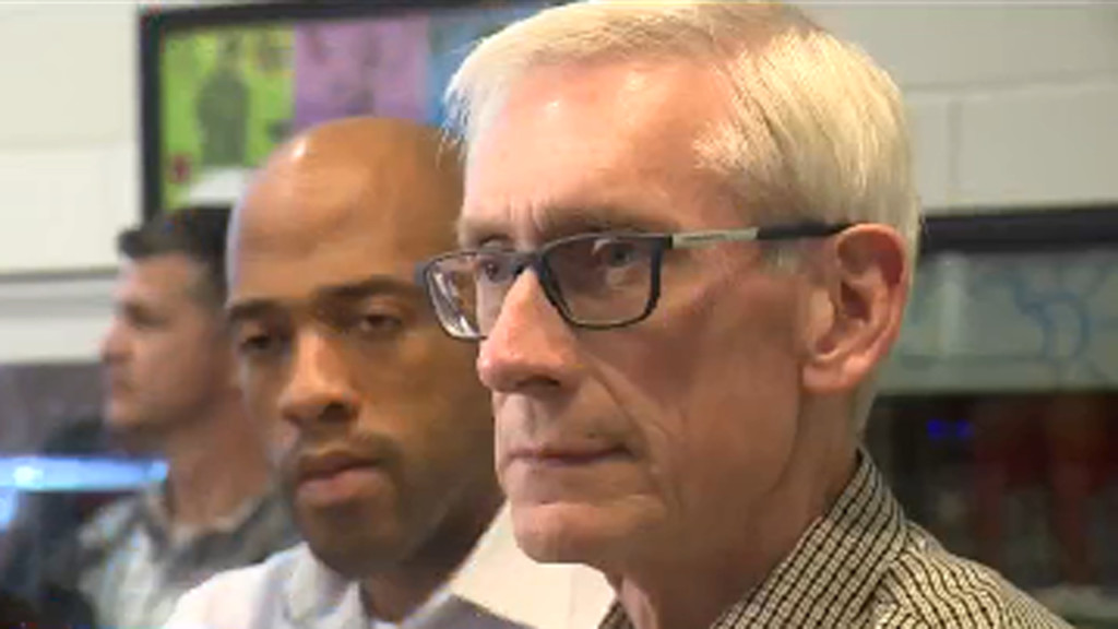 WATCH LIVE: Governor-elect Evers, Lt. Governor-elect Barnes to announce cabinet appointments