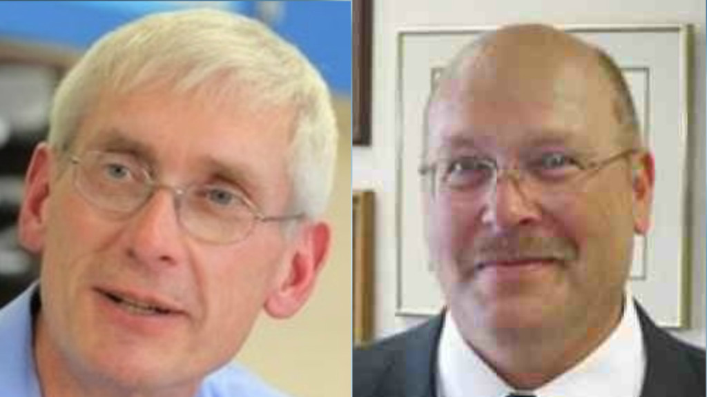 Evers, Holtz face off to be top state education official