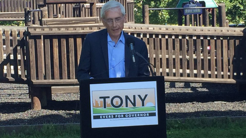Legal fight over Evers' powers takes a turn with new filing